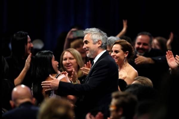 Roma, de Alfonso Cuarón, arrasó en los Critics