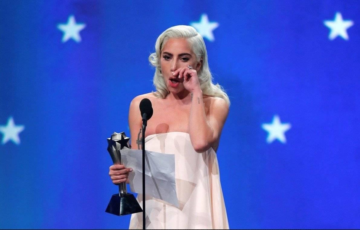 Lady Gaga, mejor actriz