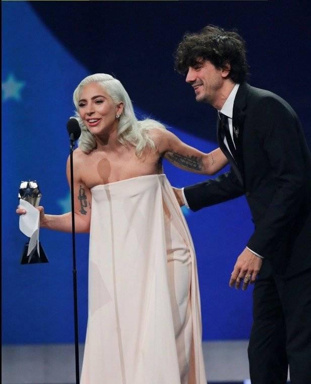 Lady Gaga, mejor canción Internet