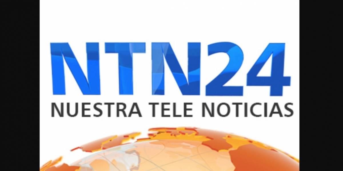 ¿Canal NTN24 ya no se vería más a través de operadores de cable?