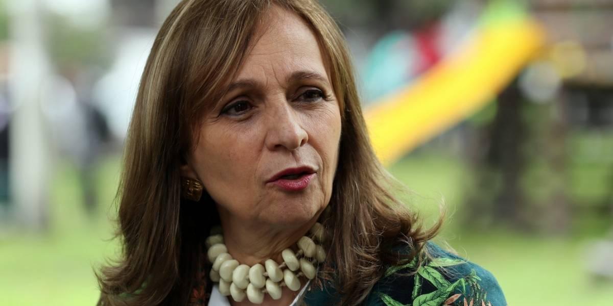 La congresista Ángela Robledo le ganó la batalla a la Cámara de Representantes