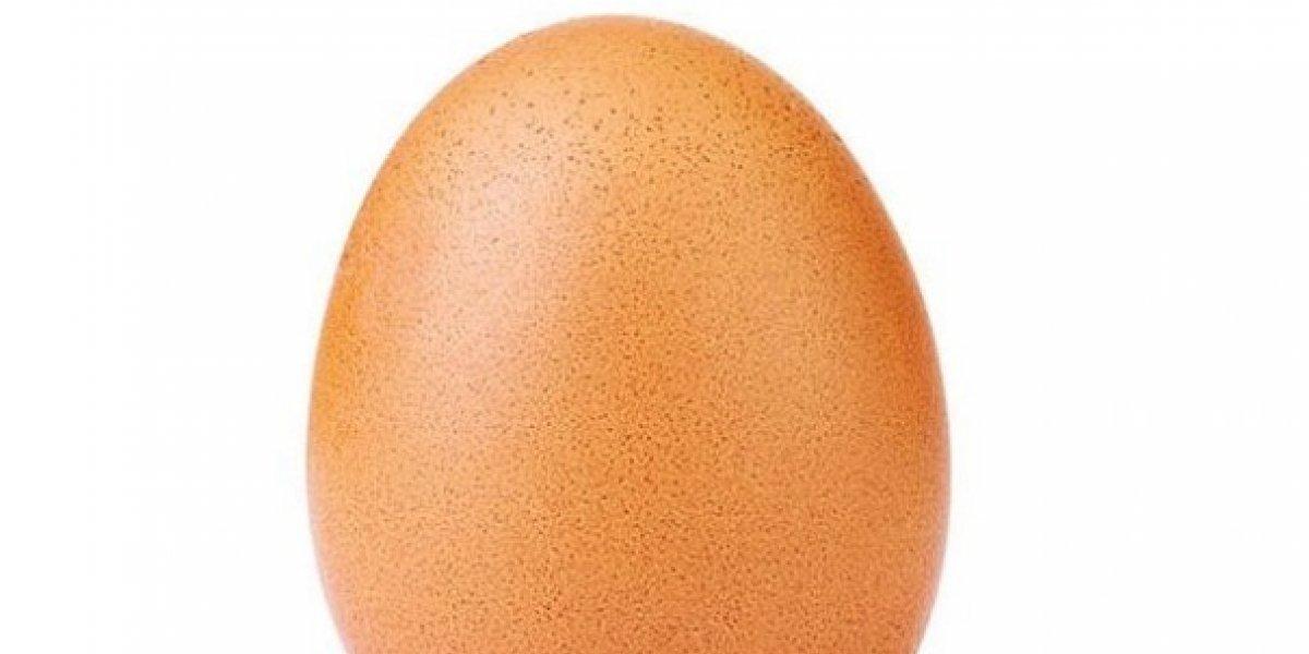 La historia detrás del huevo que rompió todos los récords en Instagram y destronó a Kylie Jenner