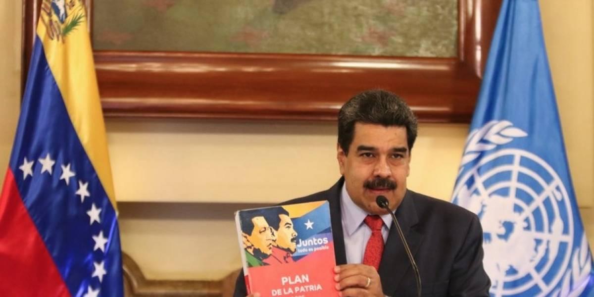 """""""Mano de hierro a la traición"""":  la """"genialidad"""" de Maduro de anunciar un plan de gobierno después de haber asumido"""