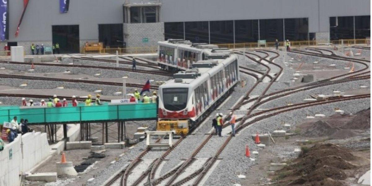 Los retos del Metro de Quito para este 2019