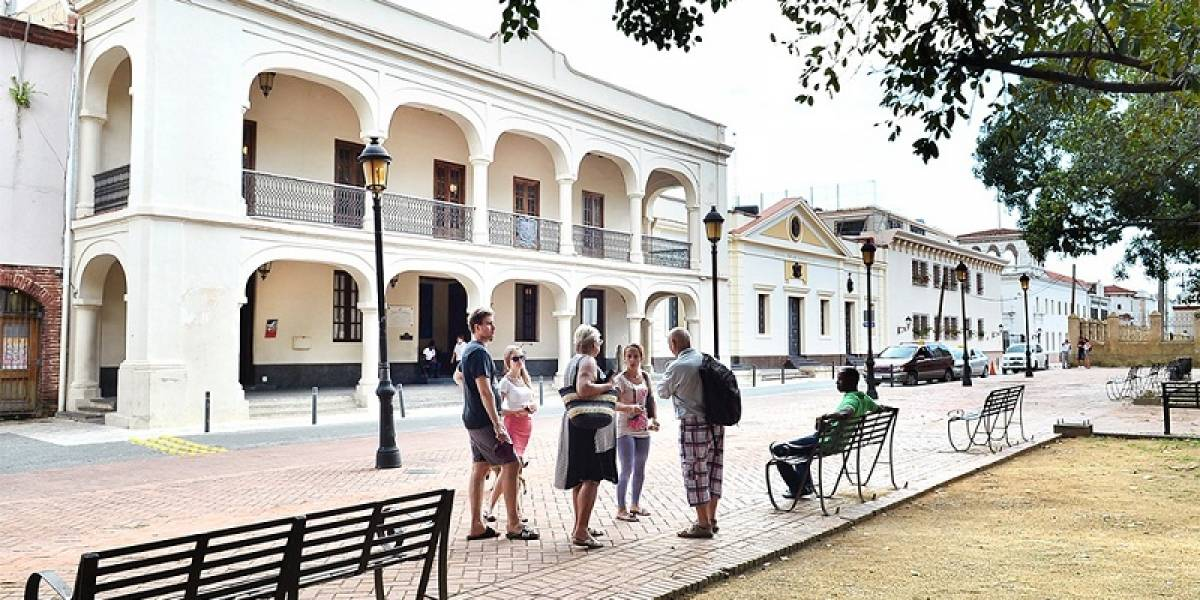 Ministerio de Cultura inicia campaña para que la Zona Colonial sea más visitada