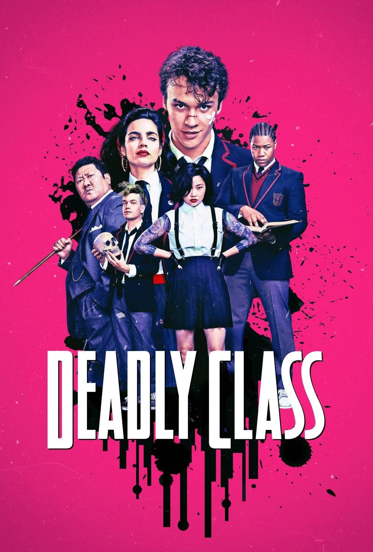 """""""Deadly Class"""""""
