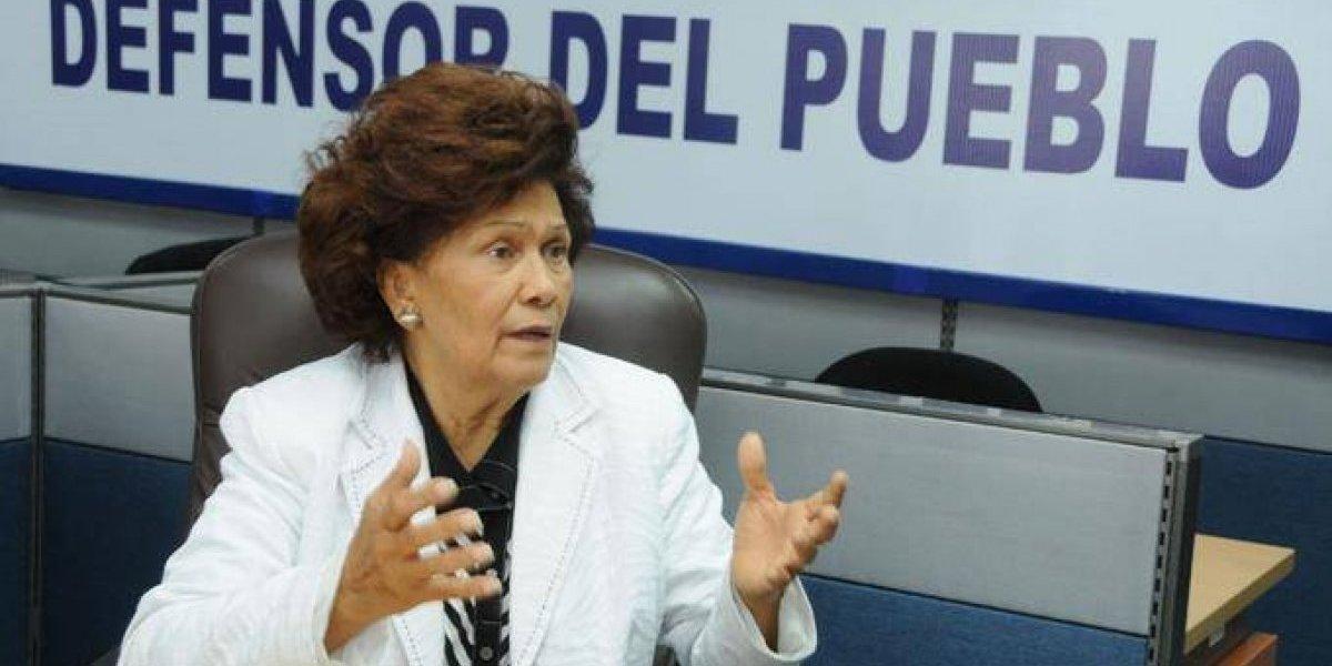 Defensora del Pueblo pide programas para dotar de documentos de identidad