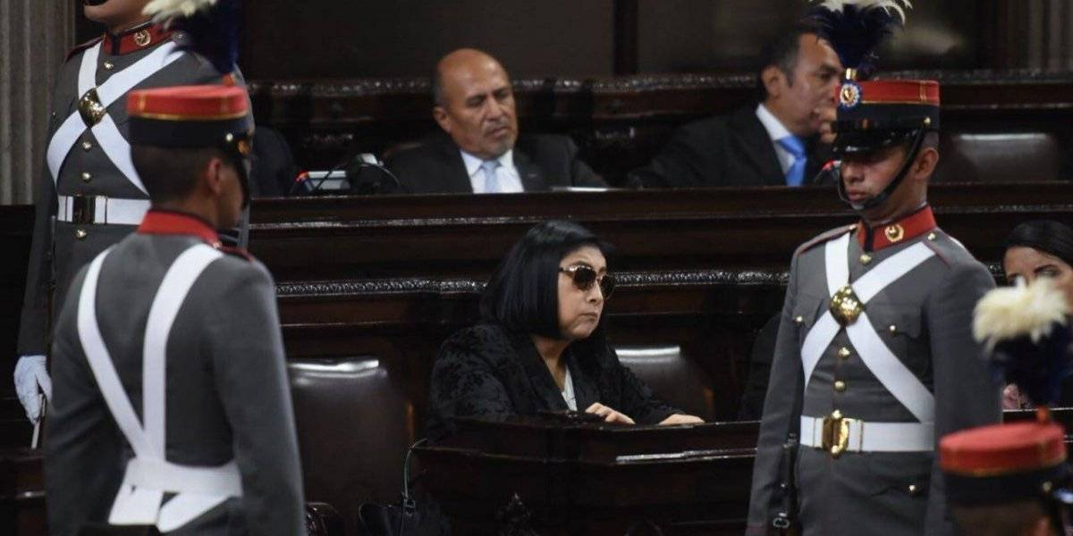 MP presenta solicitud de antejuicio contra la diputada Delia Bac