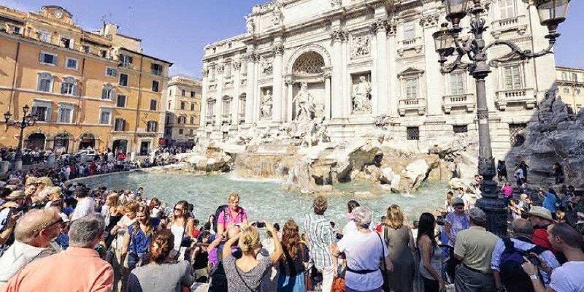 El conflicto entre la Iglesia Católica y Roma por las monedas de la Fontana