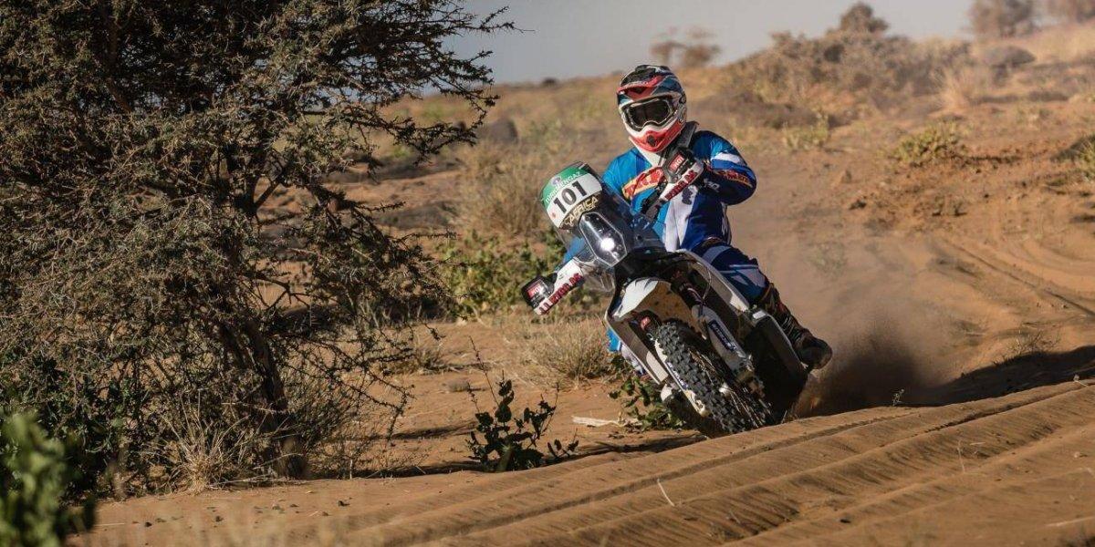 El guatemalteco Francisco Arredondo termina en el Top 5 en el Rally Africa Eco Race