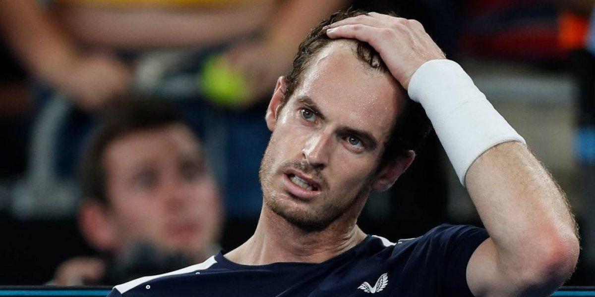 """Andy Murray quiere volver a la cancha en su casa: """"Haré todo lo posible para jugar de nuevo"""""""