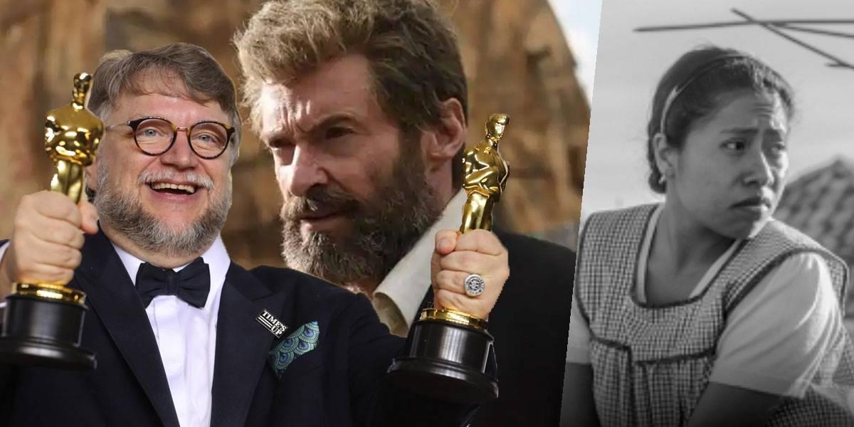 Ola viral: Guillermo del Toro reseña Logan y ROMA e internet revienta