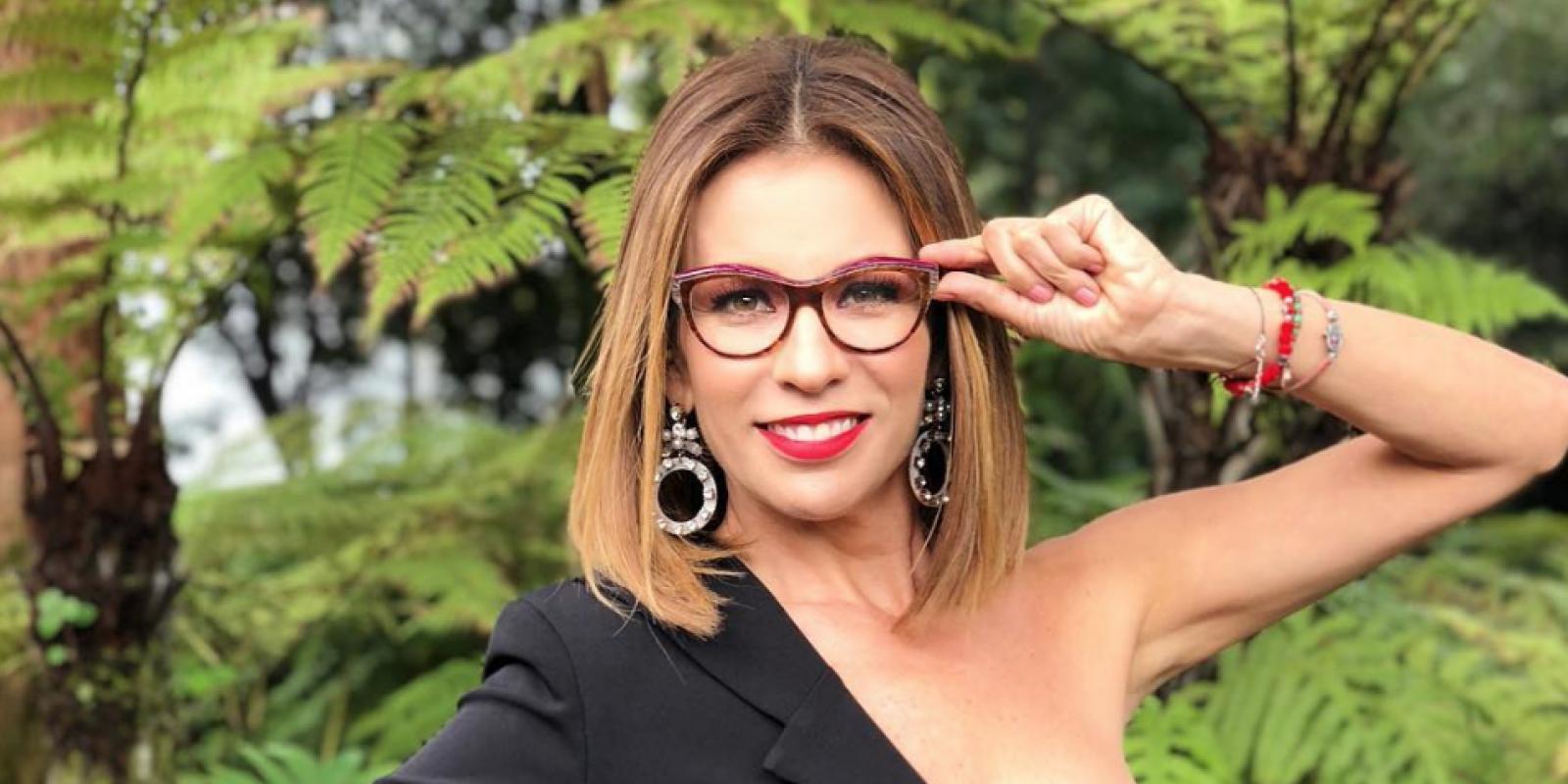 """Ingrid Coronado se encuentra promocionado su libro infantil """"Simón y el Sauce llorón"""" Instagram: @ingridcoronadomx"""