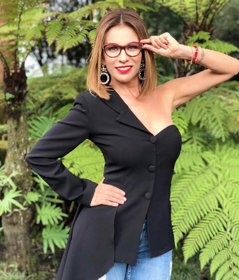 """Se espera que Ingrid Coronado regrese a """"Venga la Alegría"""" en primavera Instagram"""