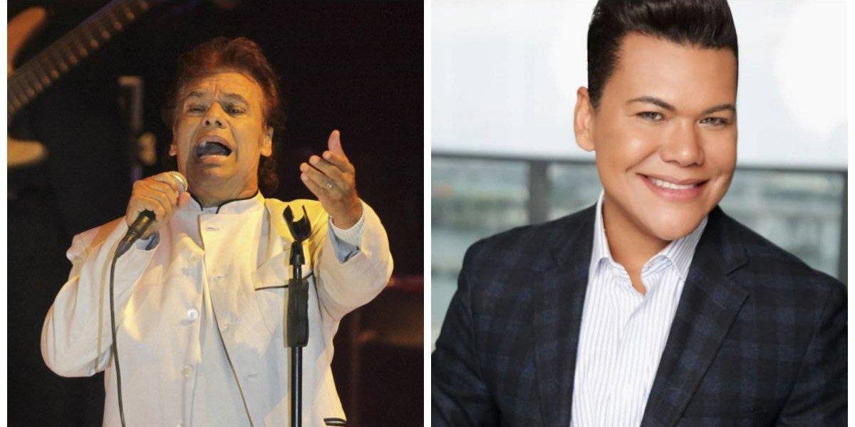 """Supuesto hijo de Juan Gabriel asegura que el cantante """"regresó del más allá"""" para reconocerlo"""
