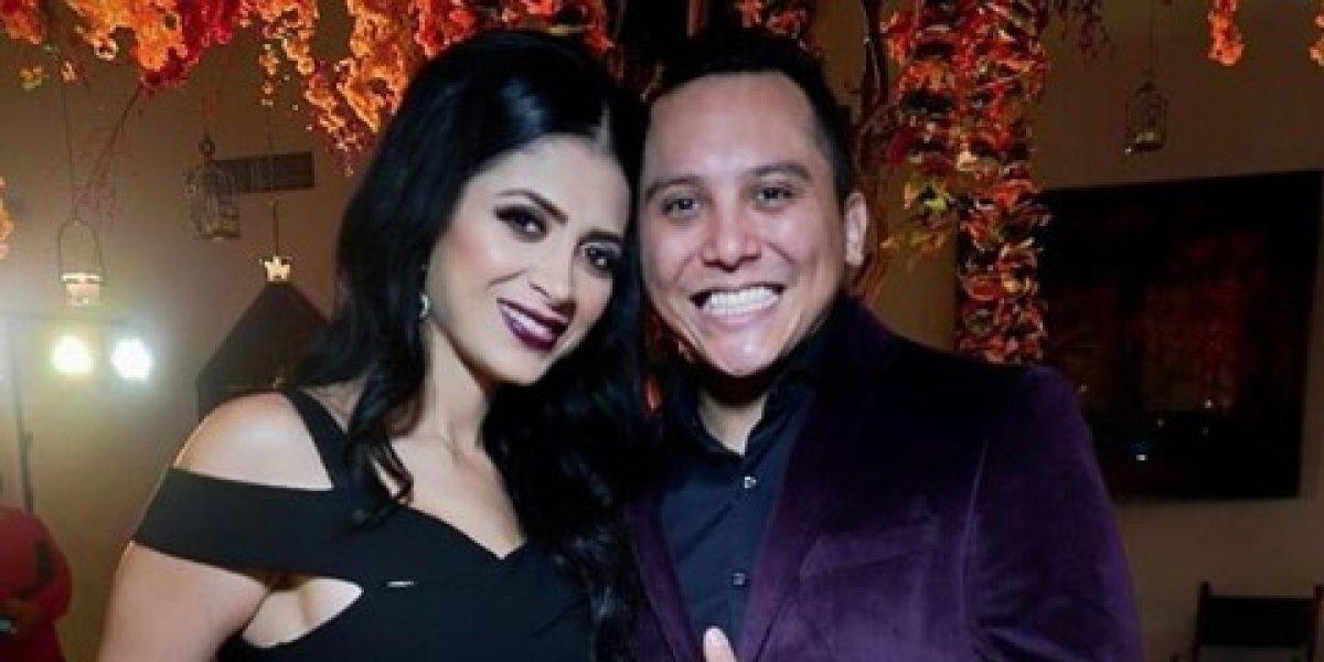 Edwin Luna confirma el pasado de su novia guatemalteca y esto dijo al respecto