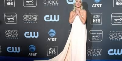 Lady Gaga y su vestido para los Critics' Choice Awards