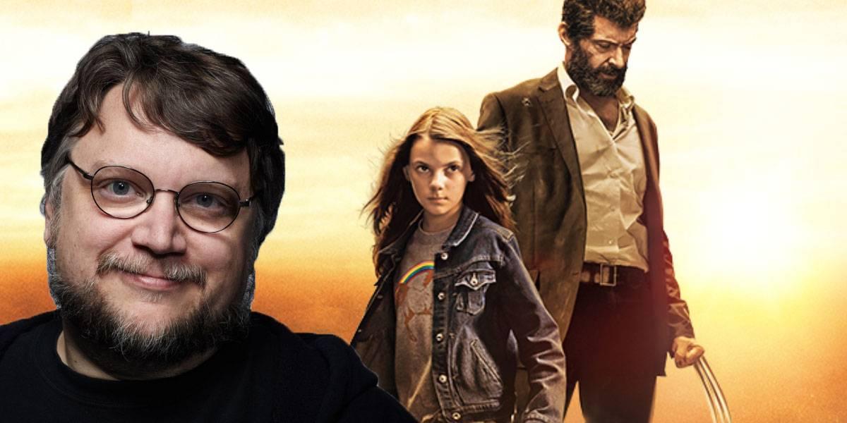 Guillermo del Toro reseña Logan en Twitter y se vuelve viral
