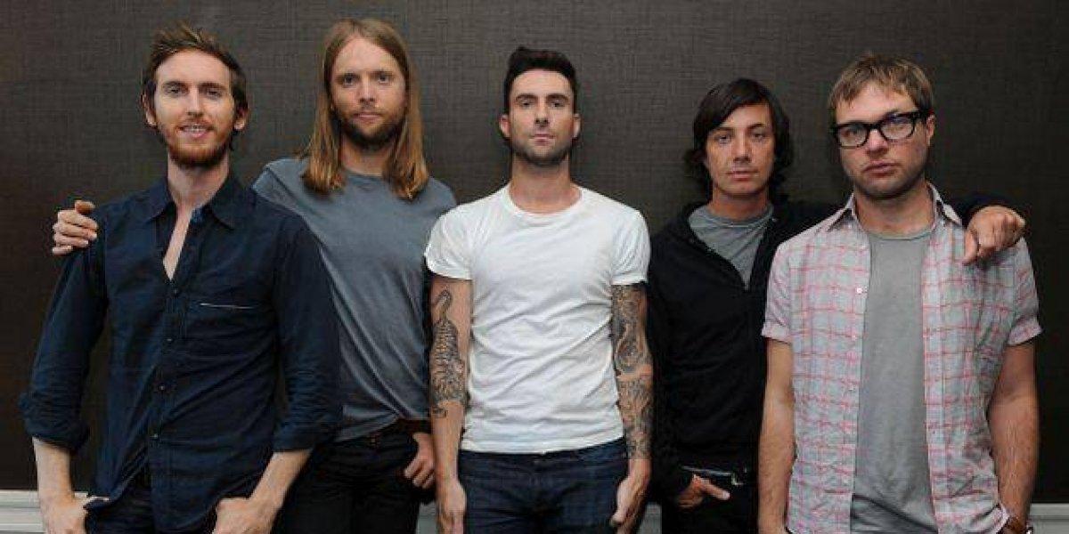 Agrupación Maroon 5 actuará en el descanso de la Super Bowl