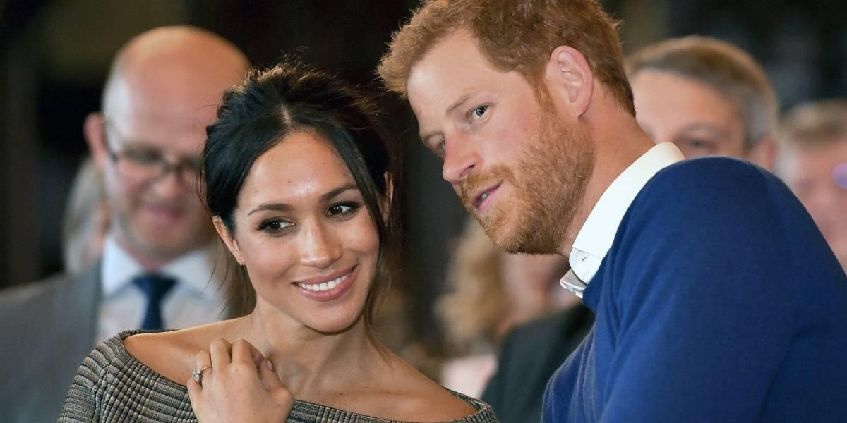 ¿Meghan Markle y el príncipe Harry esperan niño o niña?