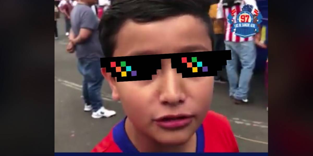 VIDEO: Niño aficionado del Cruz Azul llama 'maricón' a Marcone por haberse ido