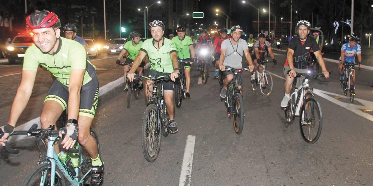 Ciclistas voltam a se reunir no Pedal Noturno a partir desta terça em Santo André