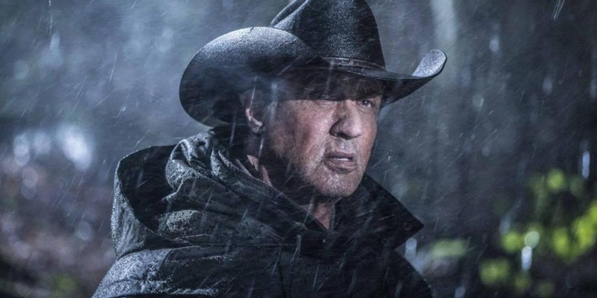 Sylvester Stallone compartió nuevas imágenes de Rambo 5: Last Blood