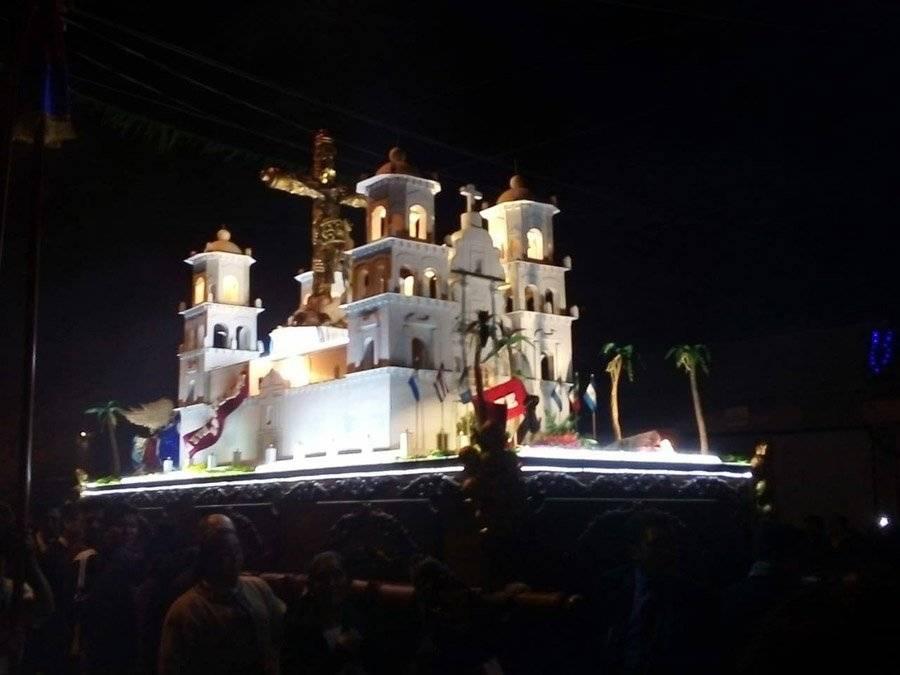 Réplica de la Basílica del Señor de Esquipulas