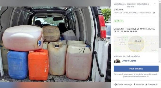 facebook gasolina