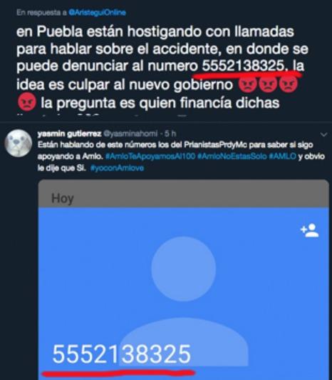 México fake news
