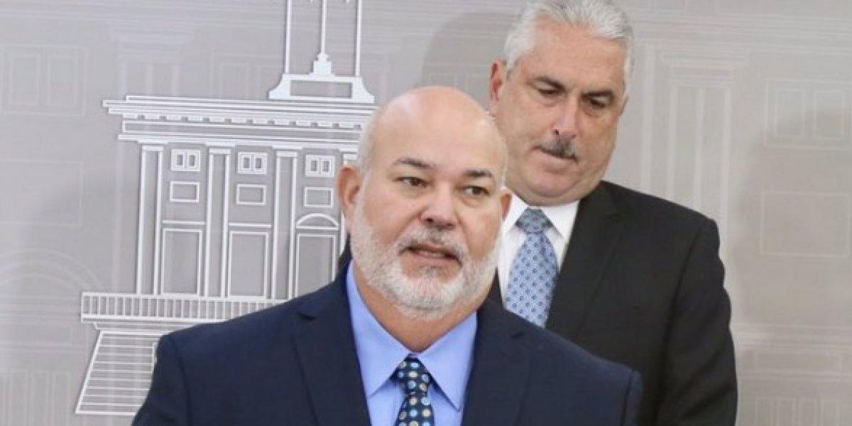 Cancelan reunión entre Jaresko y líderes legislativos