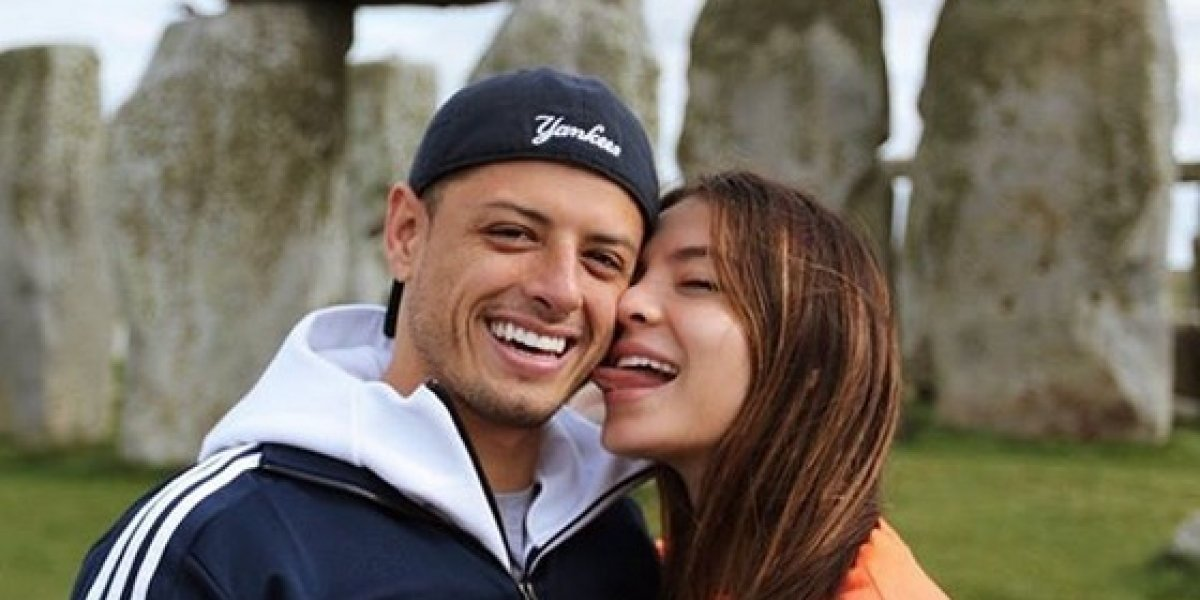 Chicharito y su novia Sarah Kohan ¡Van a tener un bebé!