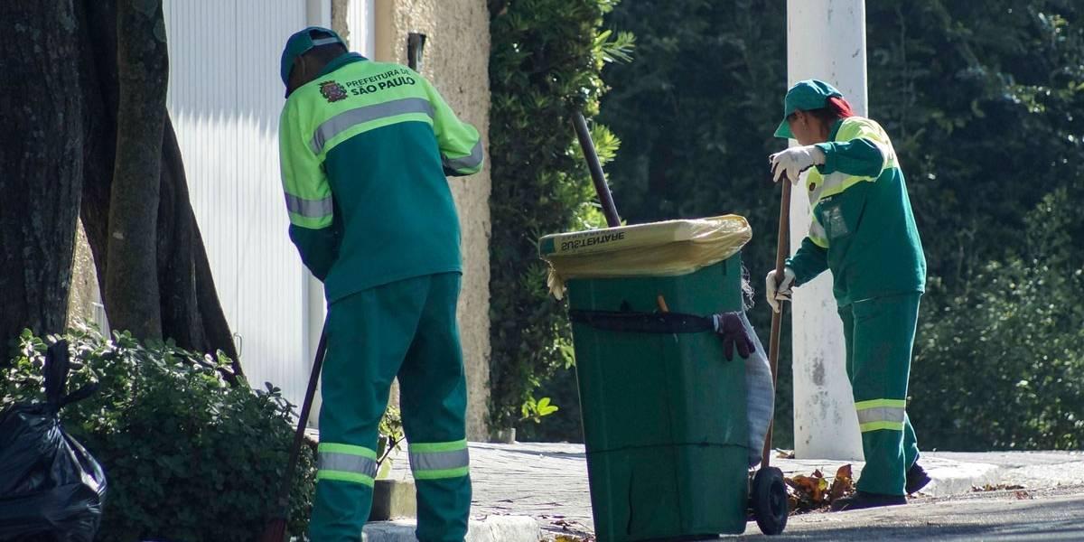 Justiça interrompe licitação de varrição da Prefeitura de São Paulo
