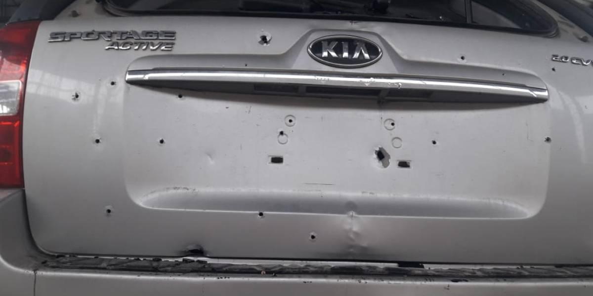 Romo confirma la detención de dos sospechosos del asesinato del policía en Sucumbíos