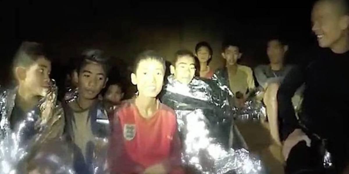 La mentira escondida tras los nenes que estuvieron atrapados en la cueva