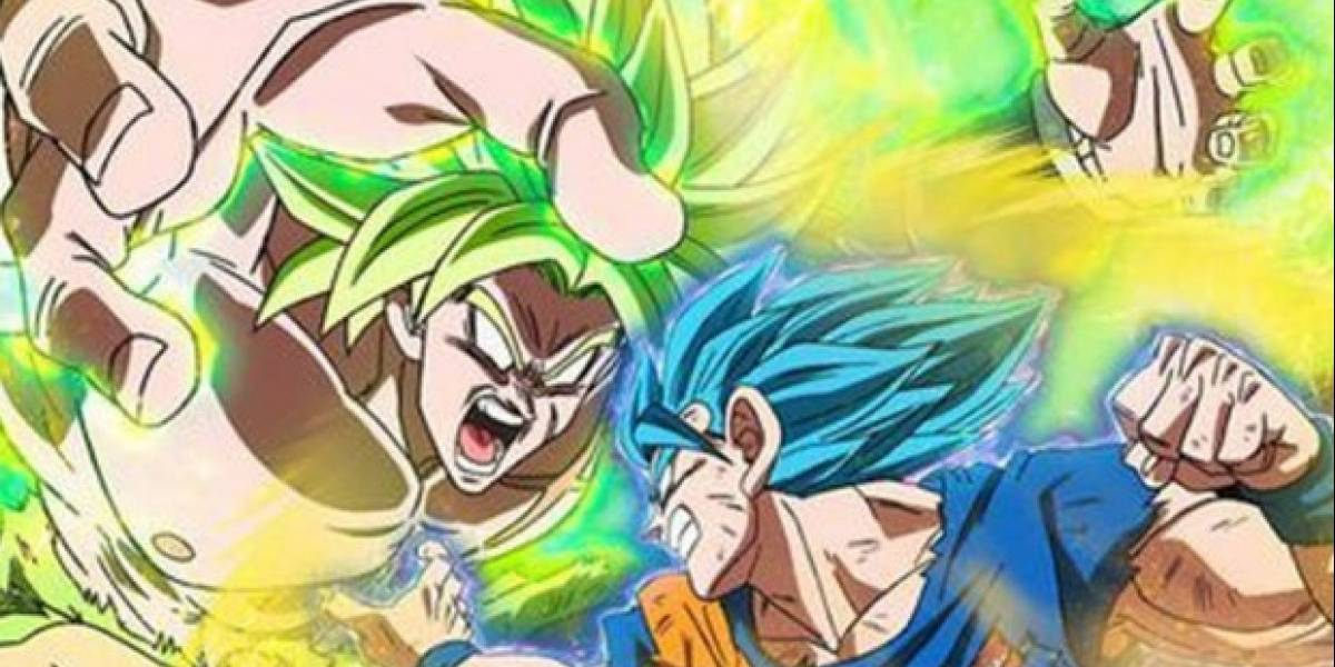 Dragon Ball Super: Broly vence a los piratas de Youtube en México