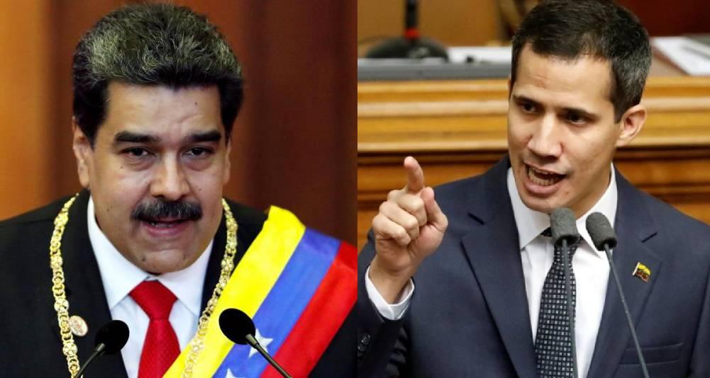 Un grupo de militares desertores desconocen a Maduro como presidente de Venezuela