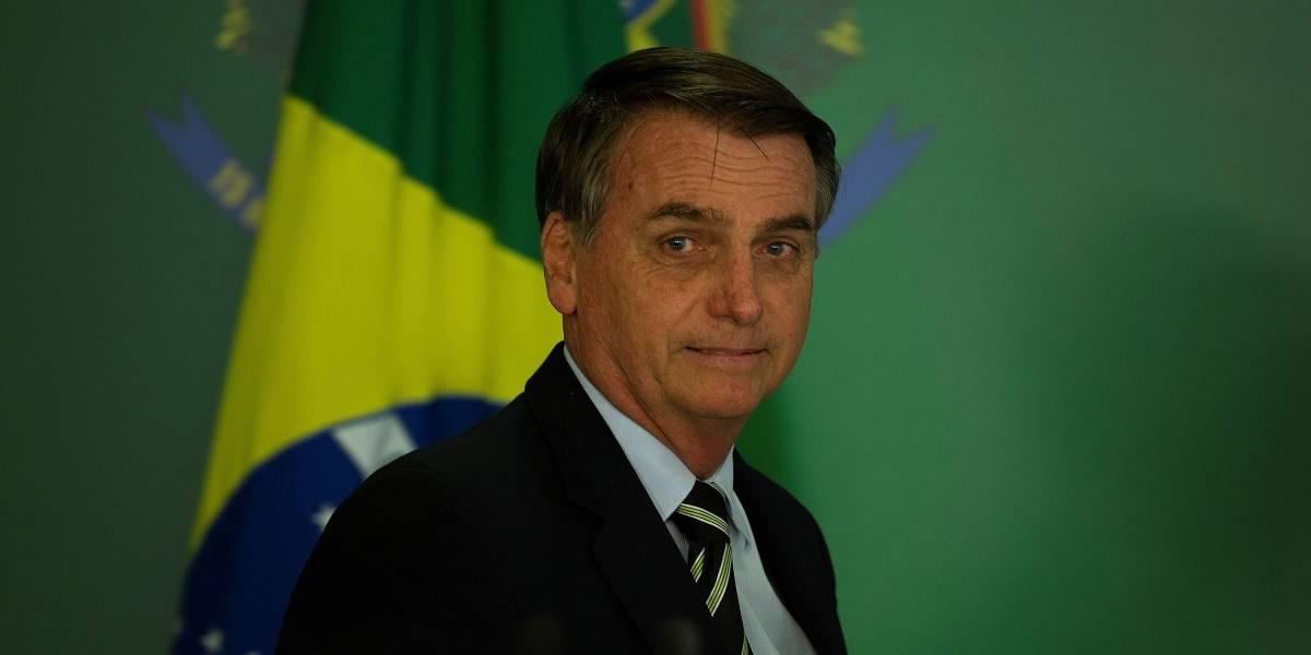 """Bolsonaro facilita la compra de armas en Brasil porque """"el pueblo"""" lo pidió"""
