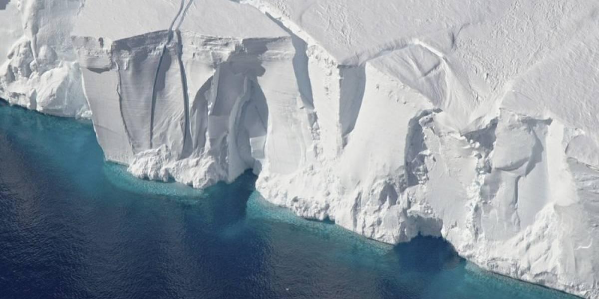 """""""Eso es solo la punta del iceberg"""": la Antártida pierde seis veces más masa de hielo anualmente que hace 40 años"""
