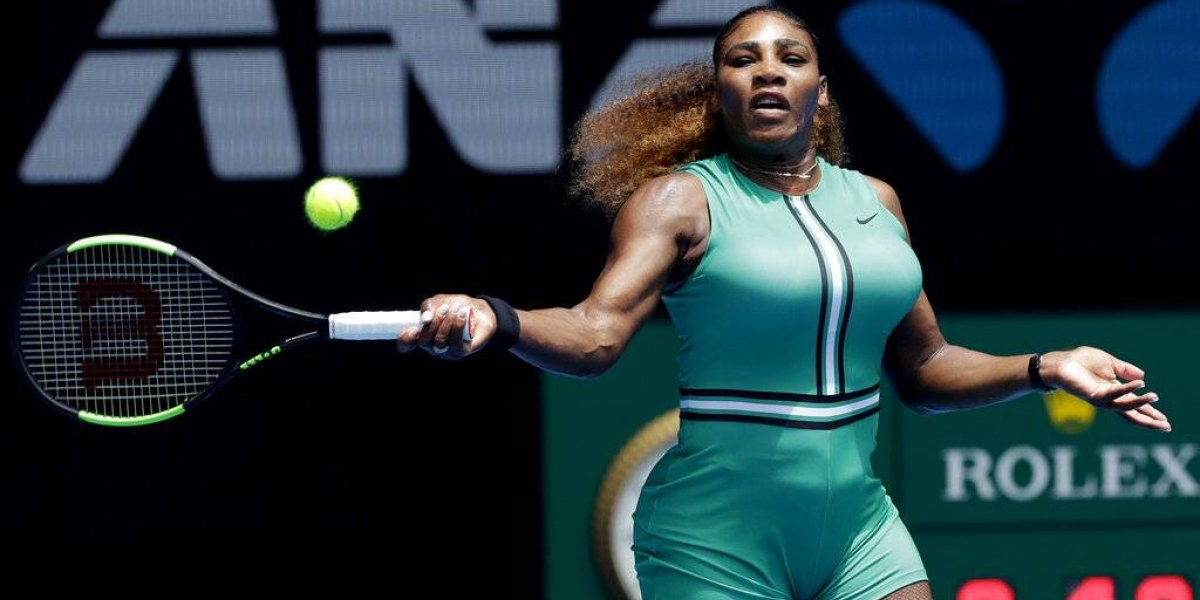 Serena Williams regresa triunfante al Abierto de Australia