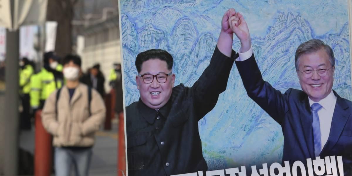 """¿Cuánto durarán así? Corea del Norte deja de ser el """"enemigo"""" de Corea del Sur"""