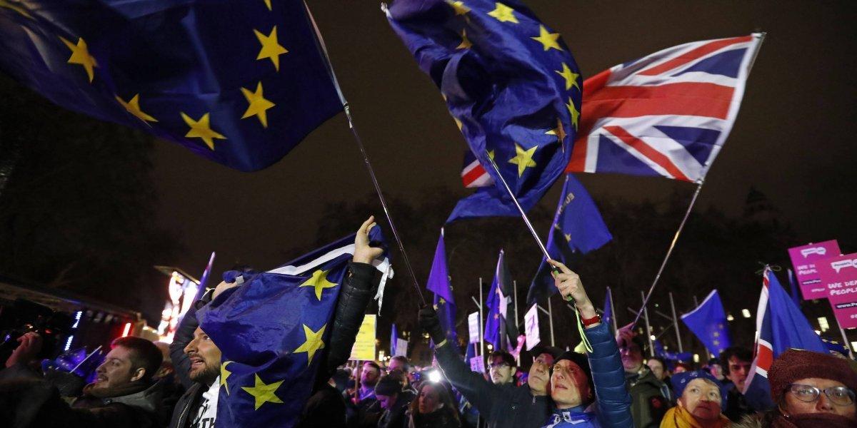 Brexit: ¿qué pasará tras la votación del Parlamento británico en contra del acuerdo?