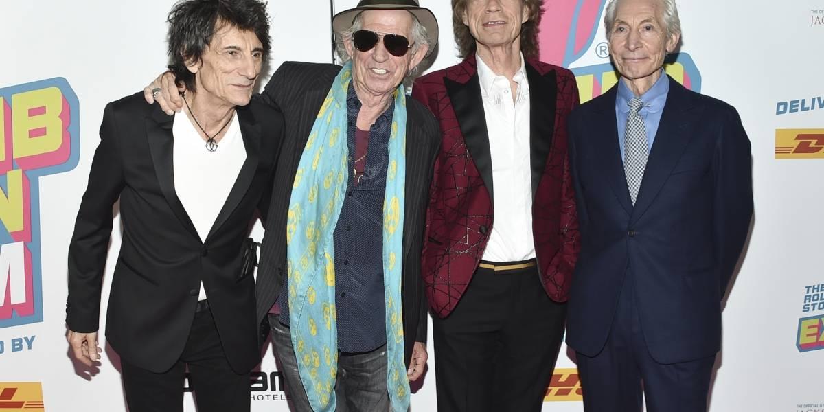 Rolling Stones encabezan 50mo Festival de Jazz de Nueva Orleans