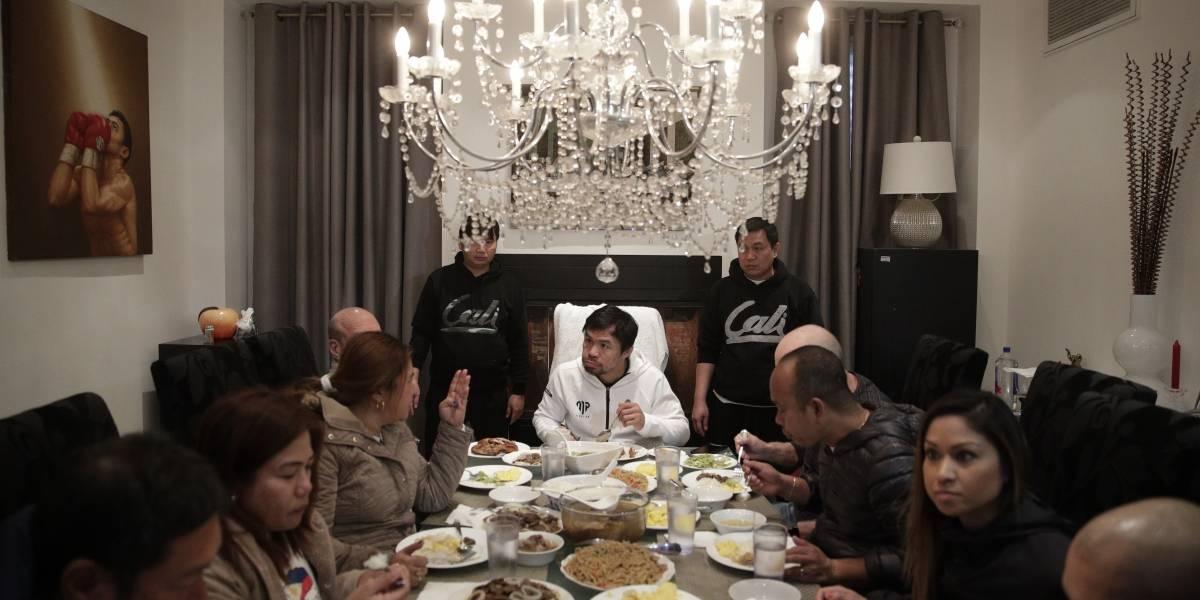 A los 40 años regresa Pacquiao al ring, en Las Vegas