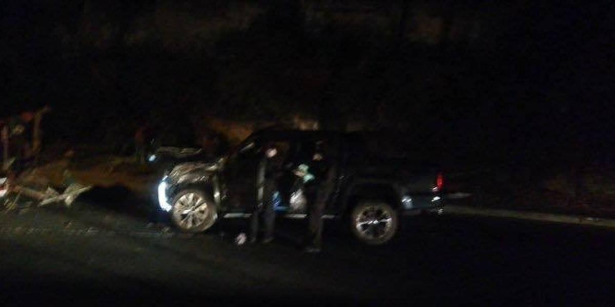 VIDEO. Tres heridos en ataque armado en San Ángel, zona 2