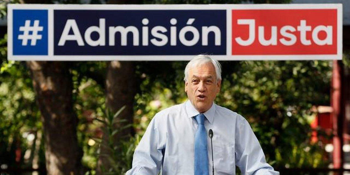 Ministra Cubillos llamó a la oposición a no bloquear proyecto de Admisión Justa en el Congreso