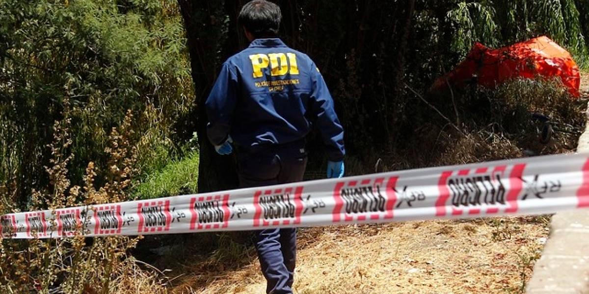 Brutal homicidio en Viña del Mar: encuentran cadáver a un costado del estero Marga Marga