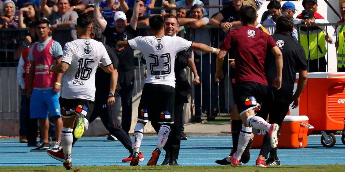 Confirmado: Claudio Baeza se va de Colo Colo y se reencuentra con Pablo Guede