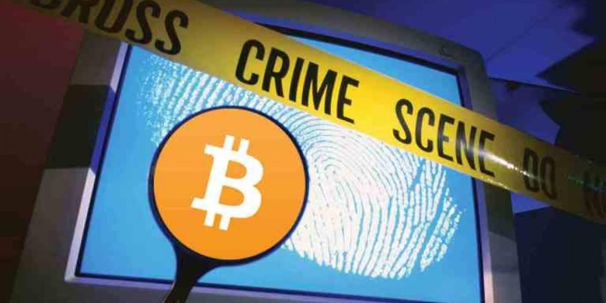 Secuestradores pidieron rescate en bitcoin y la policía llegó hasta su propia casa