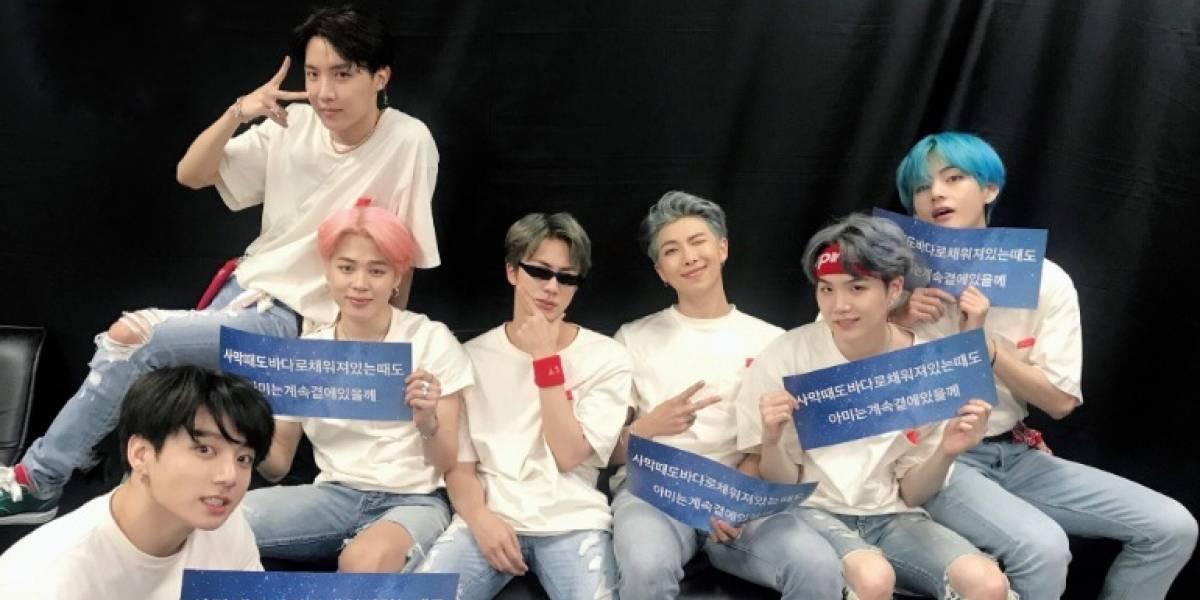 Grupo BTS faz espetacular apresentação no Seoul Music Awards